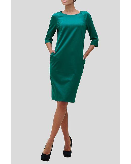 MAYAMODA   Женское Зелёное Платье