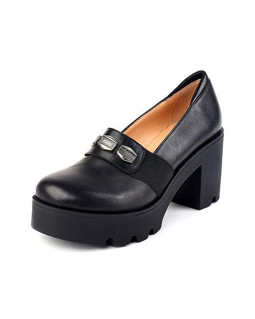 Lottini | Женские Чёрные Туфли