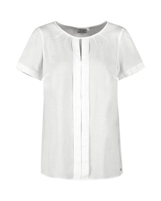 Finn Flare | Женская Белая Блузка