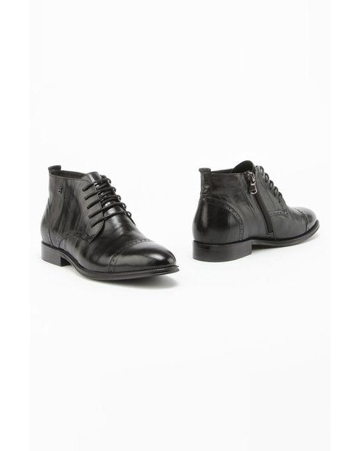 Zumita | Женские Чёрные Ботинки