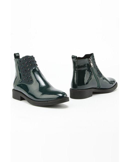 DONNA BALIZZA | Женские Зелёные Ботинки
