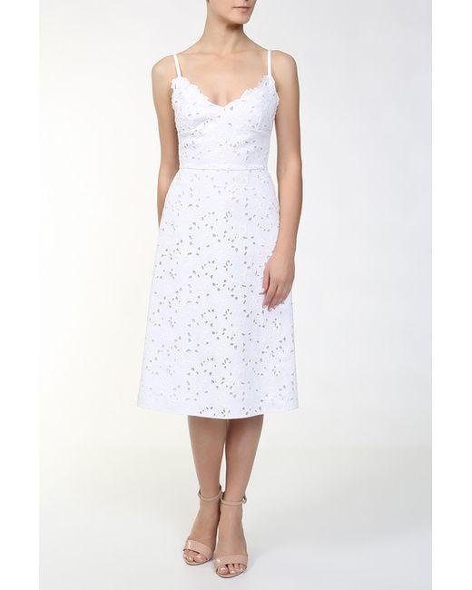Valentino | Женское Белое Платье