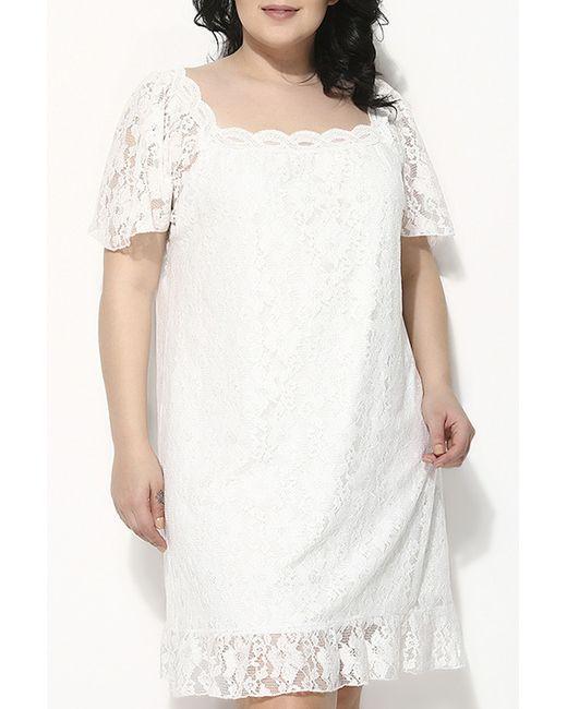 Zer Otanik | Женское Белое Платье