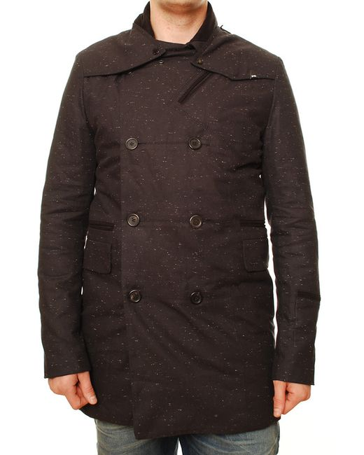 Denham | Мужское Коричневое Пальто