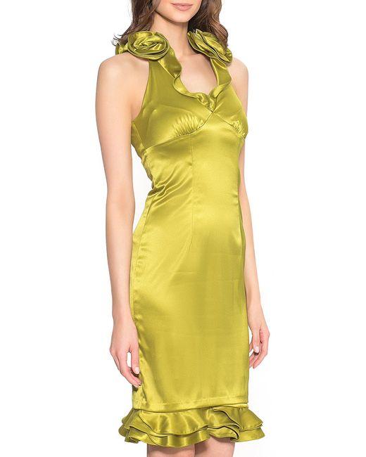 Stella Di Mare   Женское Зелёное Платье