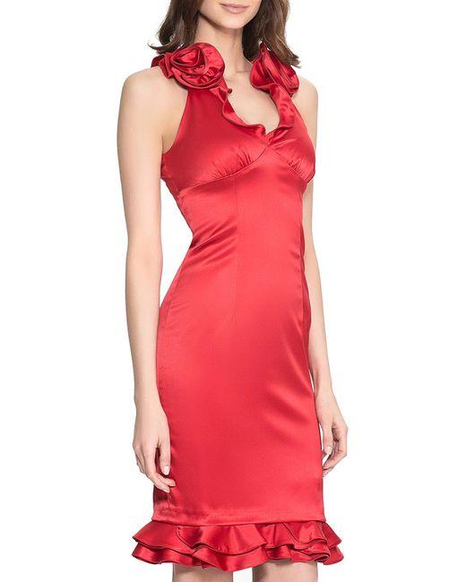 Stella Di Mare | Женское Красное Платье