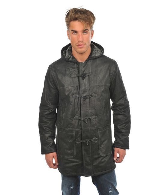 Arturo | Мужская Чёрная Куртка