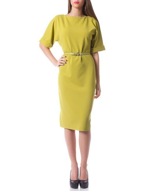 Evercode   Женское Жёлтое Платье