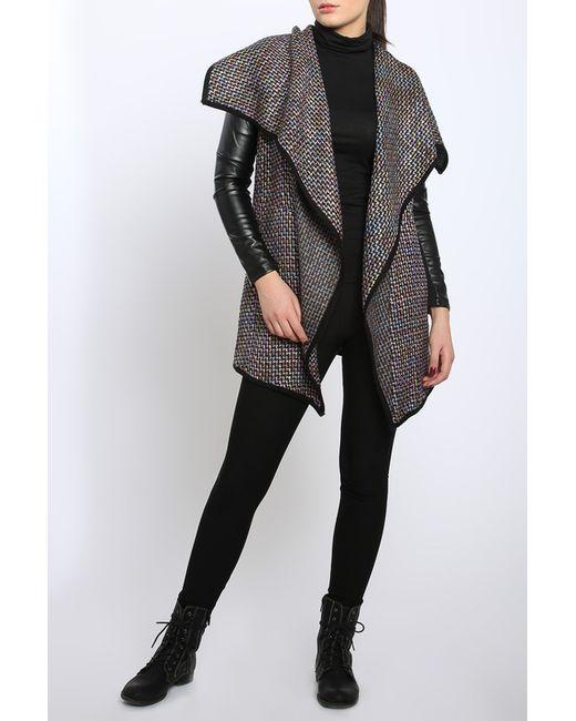 Moda Di Chiara | Женская Многоцветная Куртка