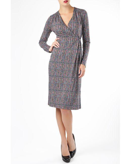 ELLEN EISEMANN | Женское Многоцветное Платье