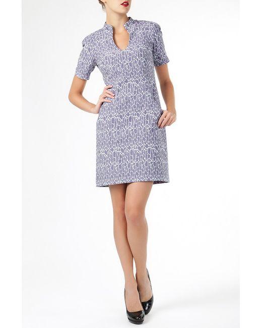 ELLEN EISEMANN | Женское Фиолетовое Платье