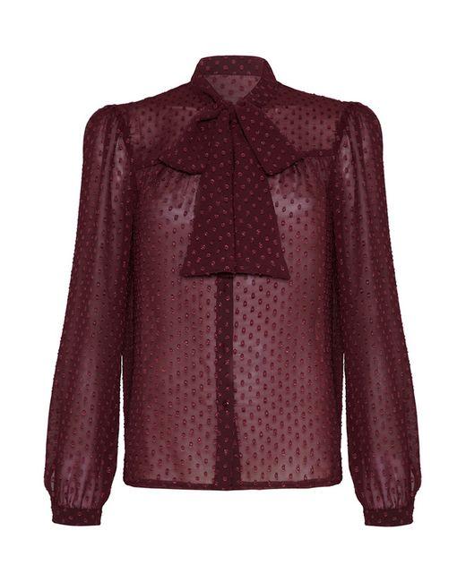 MELA | Женская Красная Блузка