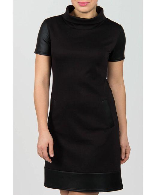 Lautus | Женское Чёрное Платье