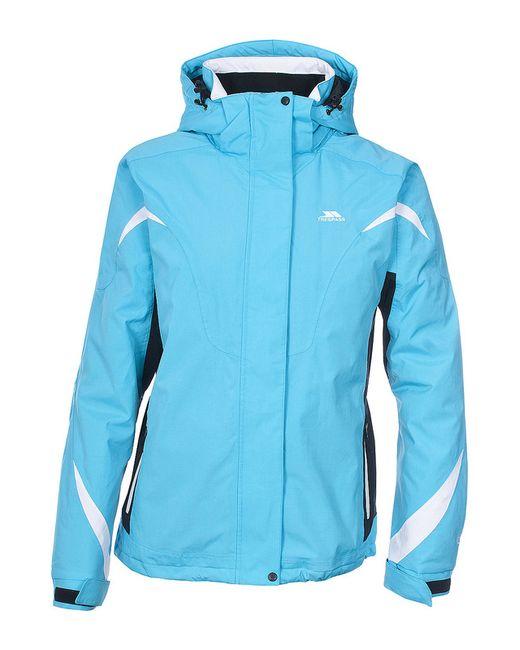 Trespass   Женская Синяя Куртка