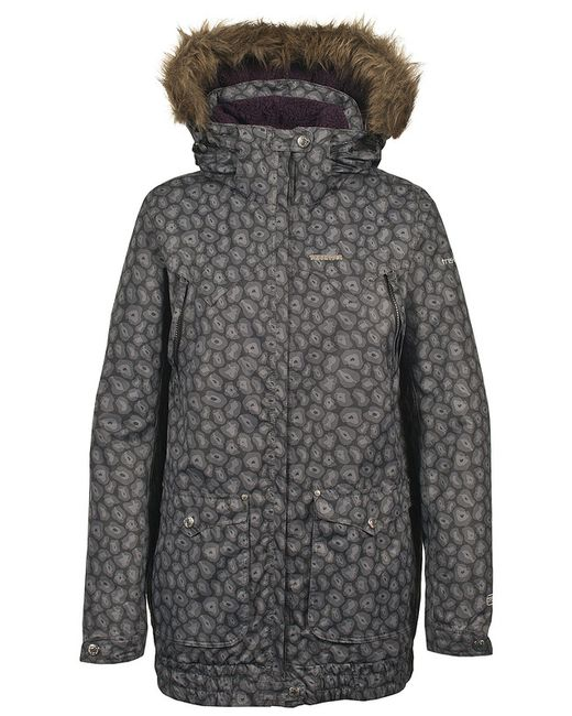 Trespass   Женская Серая Куртка