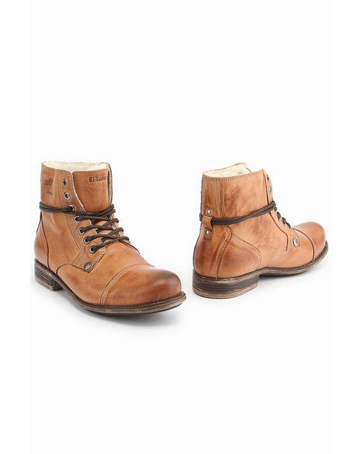El Tempo | Мужские Многоцветные Ботинки