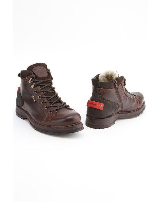 El Tempo | Мужские Коричневые Ботинки