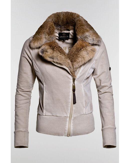 Goldbergh | Женская Бежевая Куртка