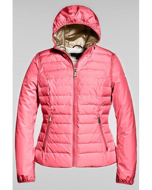 Goldbergh   Женская Розовая Куртка