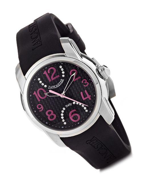 Lancaster   Женские Чёрные Часы