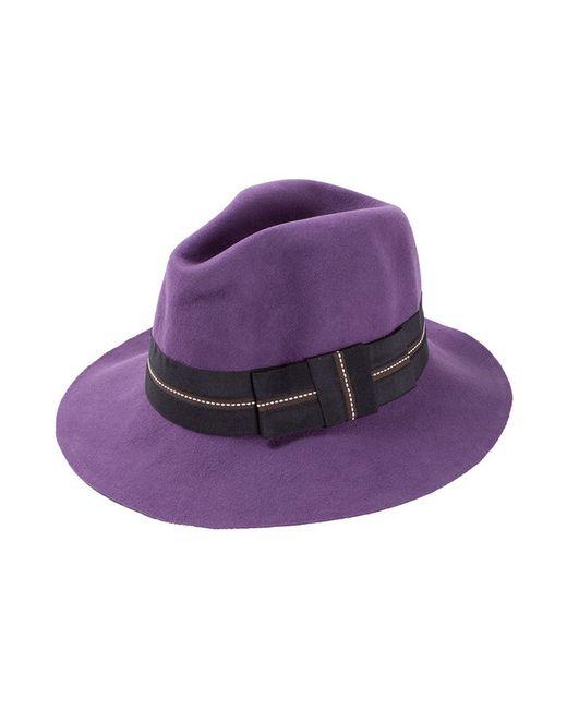 Tantra | Женская Фиолетовая Шляпа