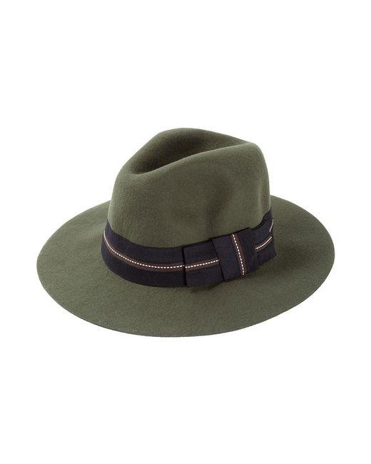 Tantra | Женская Зелёная Шляпа