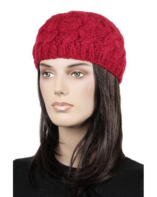 Sabellino | Женская Красная Шапка