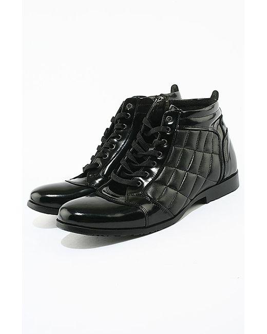 Etor   Мужские Чёрные Ботинки