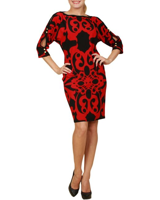 Lamiavita   Женское Красное Платье