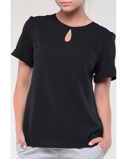 Dioni | Женская Чёрная Блуза