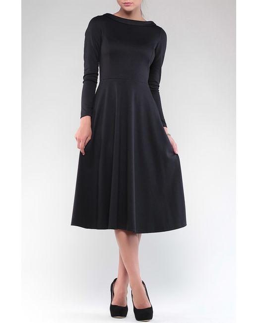 REBECCA TATTI | Женское Чёрное Платье