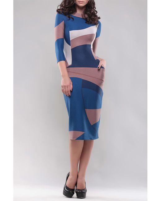 Laura Bettini   Женское Синее Платье
