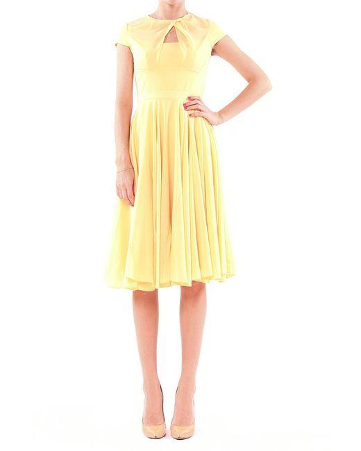 Isabel Garcia | Женское Жёлтое Платье