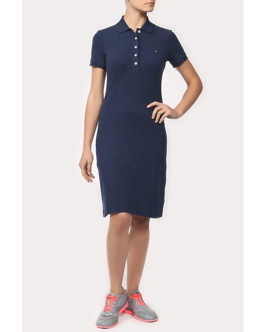 Nautica | Женское Синее Платье