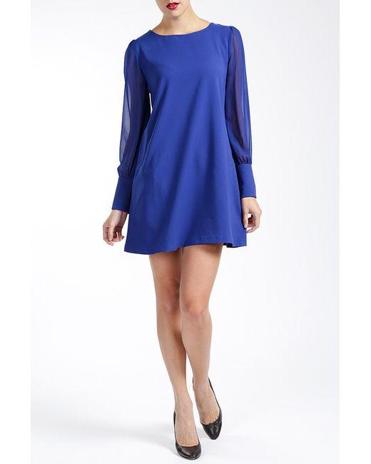 MBYMAIOCCI   Женское Синее Платье