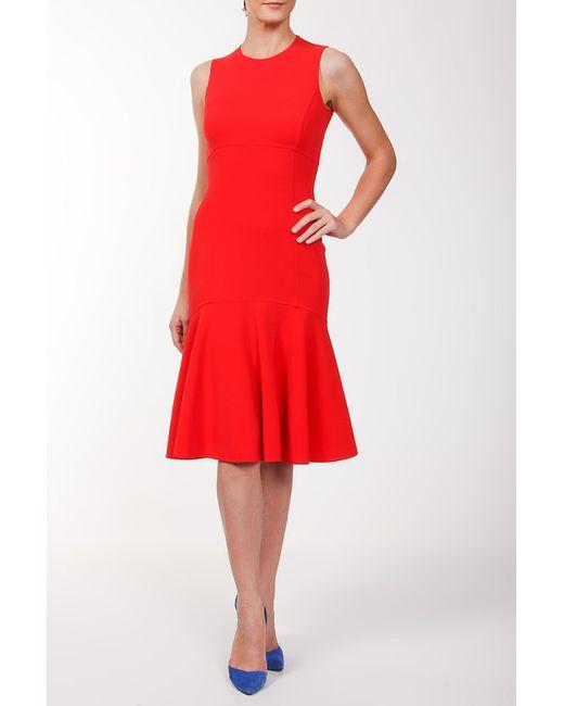 Michael Kors | Женское Красное Платье