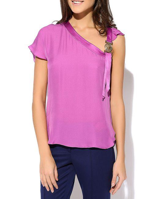 Versace Collection | Женская Розовая Блуза