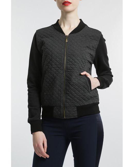 MBYMAIOCCI | Женская Чёрная Куртка