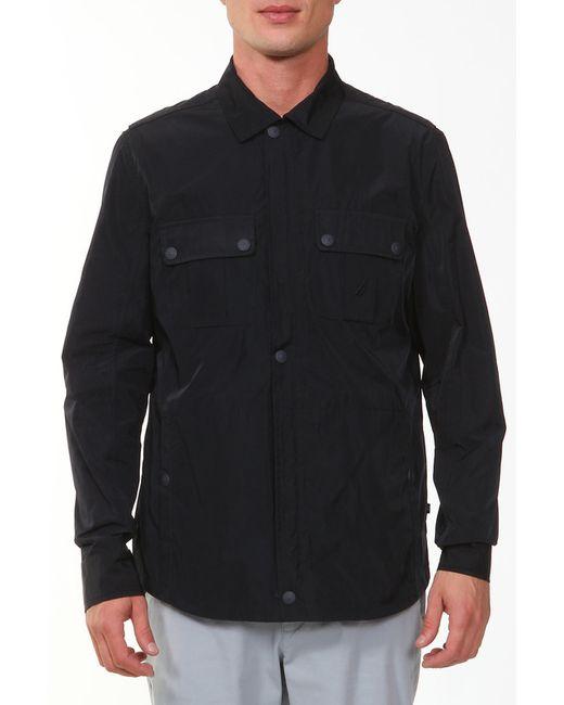 Nautica   Мужская Чёрная Куртка