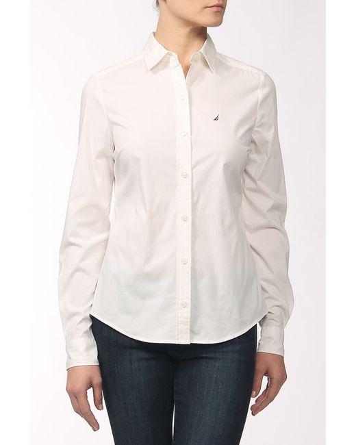Nautica   Женская Бежевая Рубашка
