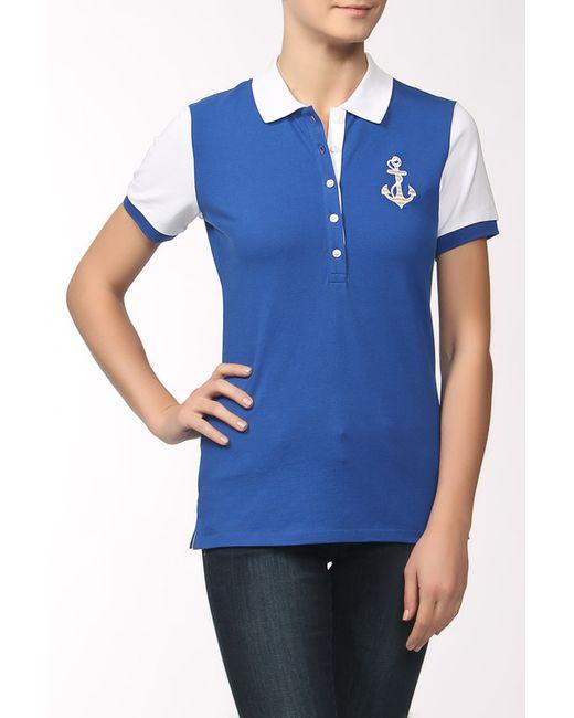 Nautica | Женское Синее Поло