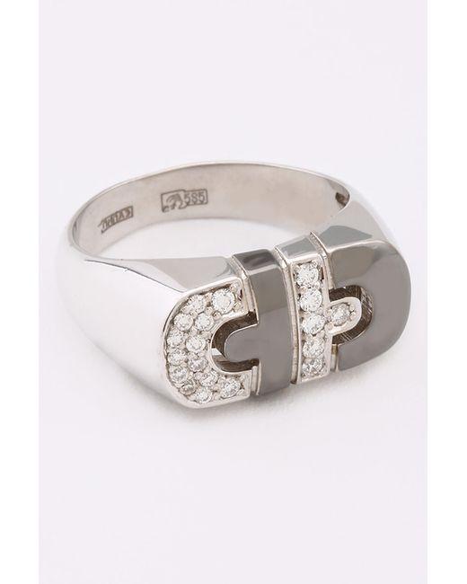 Diamond Family   Женское Белое Кольцо