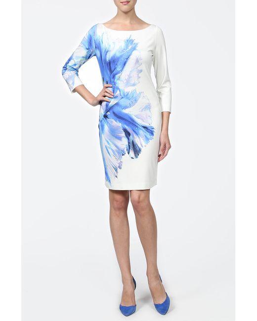 Just Cavalli | Женское Белое Платье