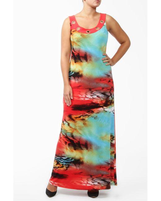 Frank Lyman Design | Женское Многоцветное Платье