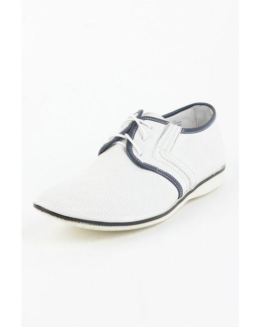 Mascotte | Мужские Белые Туфли