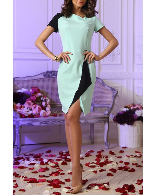 Bezko   Женское Зелёное Платье
