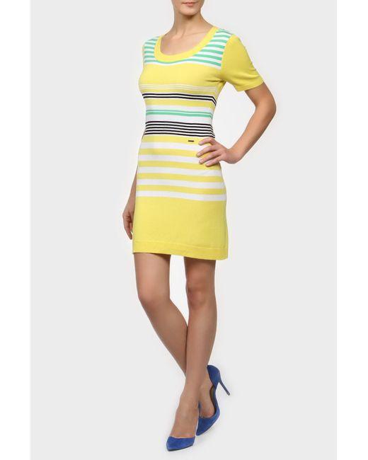 Finn Flare | Женское Многоцветное Платье