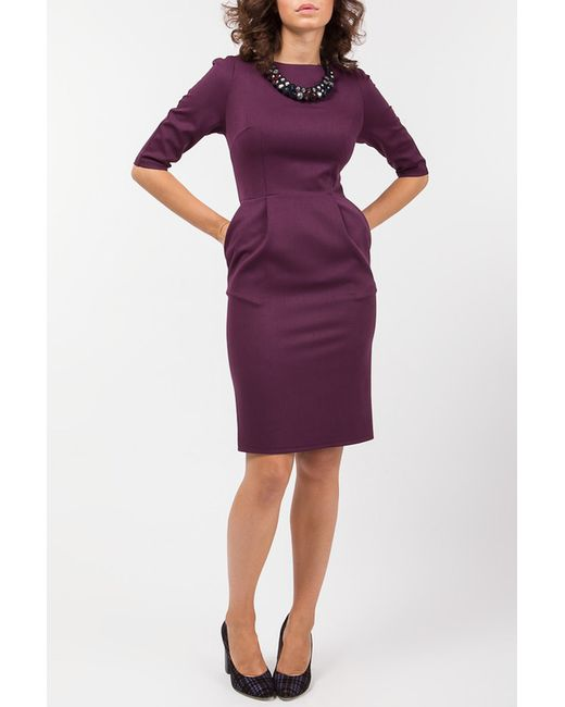 VLАDI Collection | Женское Многоцветное Платье