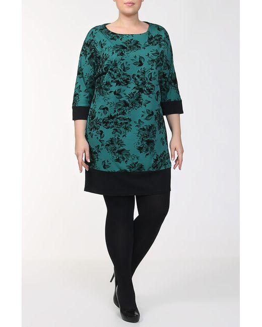 FRIO | Женское Зелёное Платье