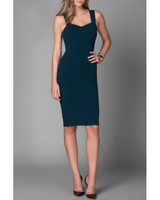 Milla | Женское Синее Платье